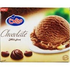تصویر میهن-بستنی دو لیتری شکلاتی
