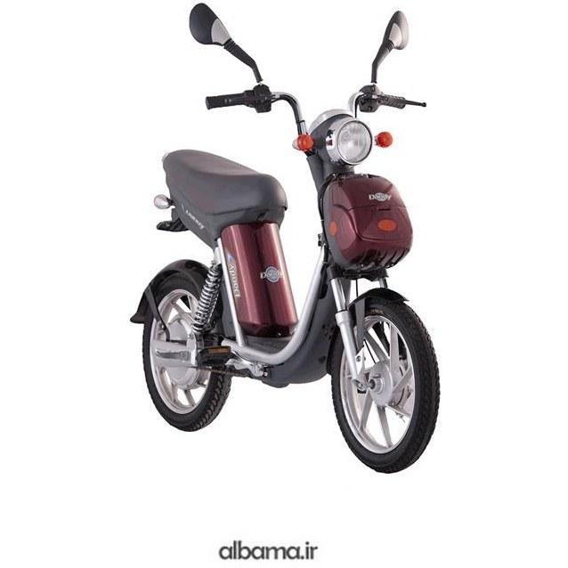 موتور سیکلت برقی 800 وات دندی |