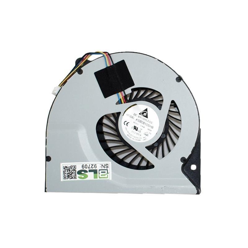 تصویر فن لپ تاپ ایسوس N55 ا ASUS N55 Laptop fan ASUS N55 Laptop fan
