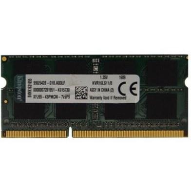 Kingston 8GB PC3L-12800S SoDIMM Notebook RAM |