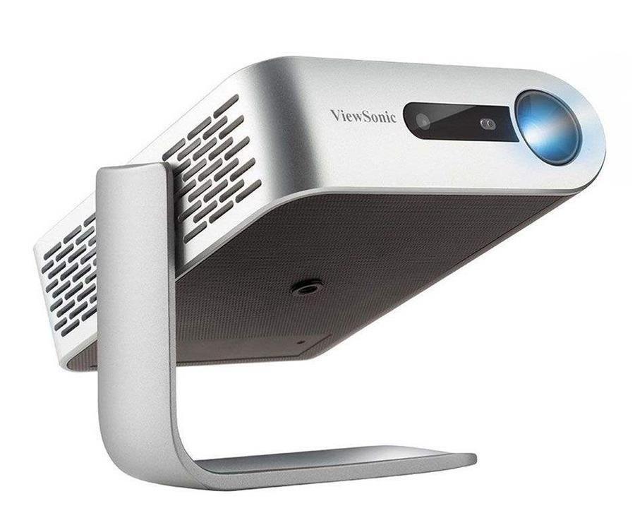 تصویر پروژکتور قابل حمل ویوسونیک مدل M1 ویدئو پروژکتور ویوسنیک M1 WVGA Projector