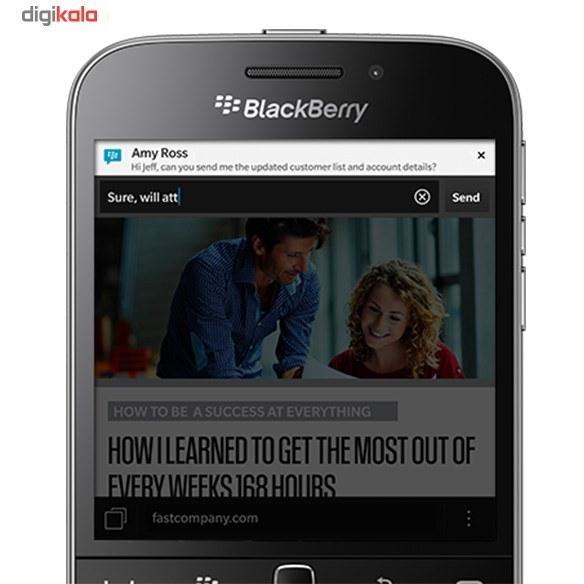 عکس گوشی بلک بری (Classic (Q20 | ظرفیت 16 گیگابایت BlackBerry Classic (Q20) | 16GB گوشی-بلک-بری-classic-q20-ظرفیت-16-گیگابایت 9