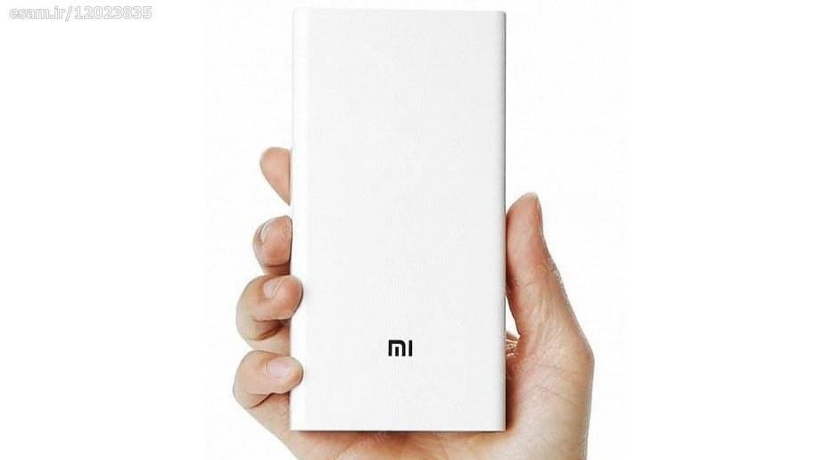 تصویر شارژر همراه شیائومی مدل 2C ظرفیت 20000 میلی آمپر ساعت(plm06zm) Xiaomi 2C 20000mAh Power Bank