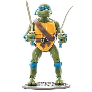 اکشن فیگور آناترا سری Ninja Turtles Premium مدل Leonardo | Anatra Ninja Turtles Premium Leonardo Action Figure