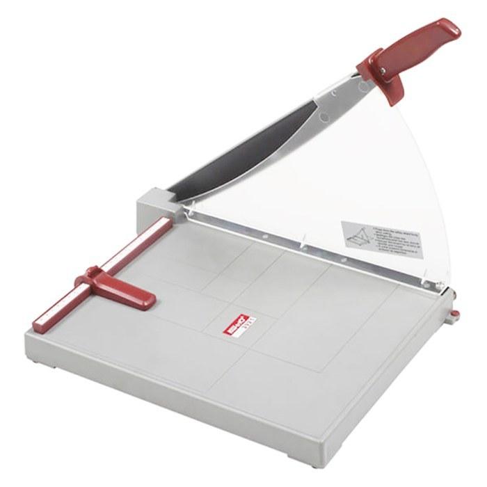 تصویر دستگاه برش کاغذ دستی Kw-Trio سایز A4 Kw-Trio A4 paper manual cutting machine