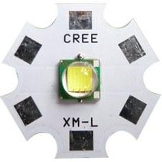 تصویر لامپ چراغ قوه مدل CREE XM-L T6 CREE XM-L T6