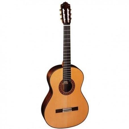 عکس گیتار کلاسیک آلمانزا مدل 436 Cedro Almansa Cedro 436 Classical Guitar گیتار-کلاسیک-المانزا-مدل-436-cedro
