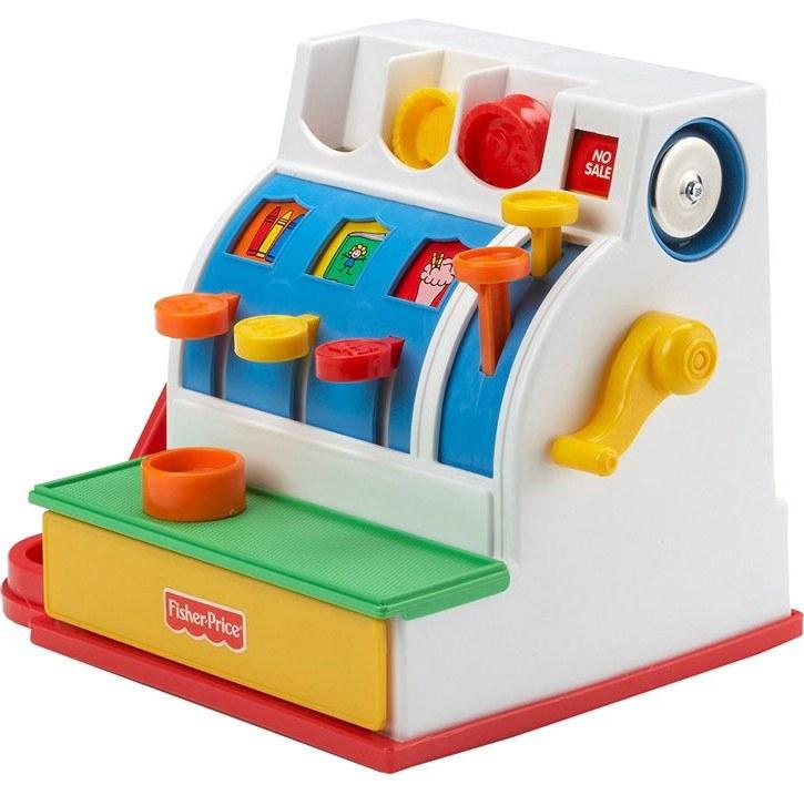 اسباب بازی صندوق دار ساخت شرکت Fisher-Price |