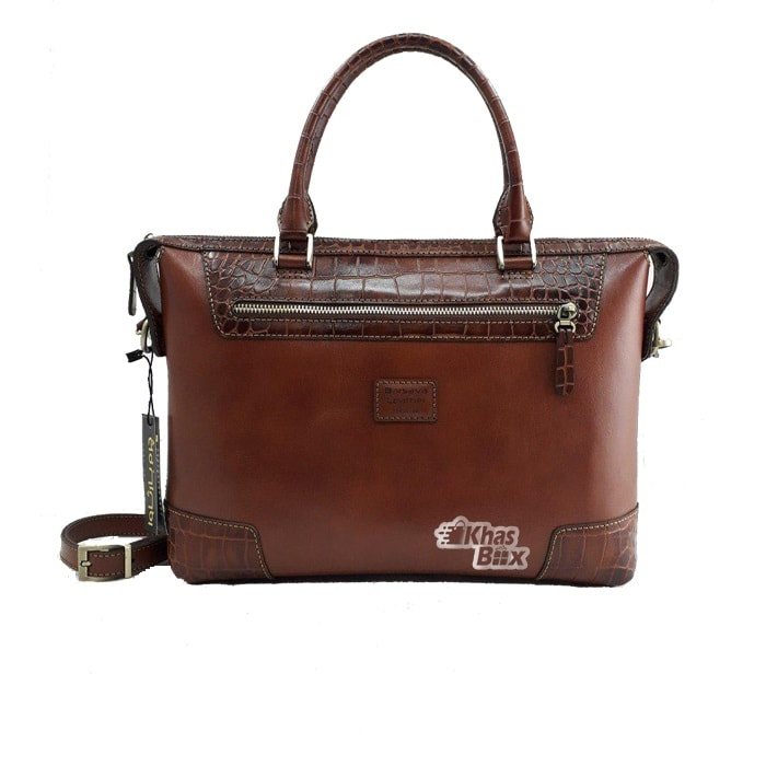 کیف چرمی زنانه دست دوز مدل LSB-33 |