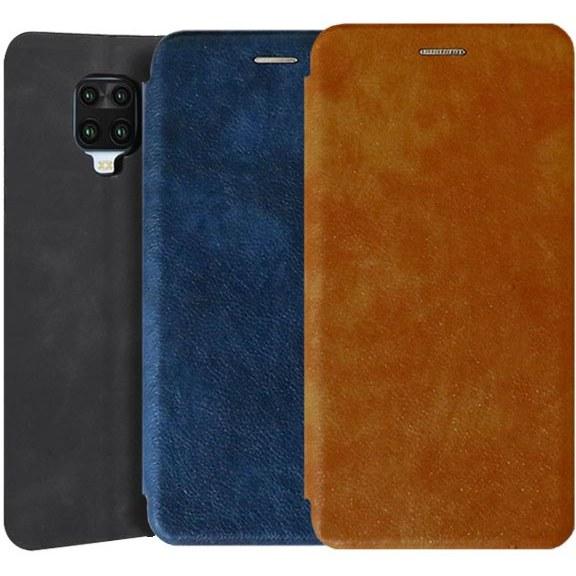 عکس کیف شیائومی Leather Wallet | Redmi Note 9 Pro | Note 9s | Note 9 Pro Max  کیف-شیایومی-leather-wallet-redmi-note-9-pro-note-9s-note-9-pro-max
