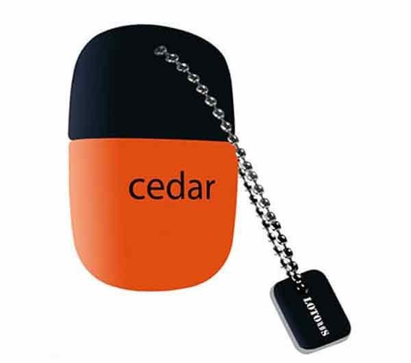 تصویر فلش مموری لوتوس مدل Cedar ظرفیت 64 گیگابایت Lotous Cedar Flash Memory 64GB