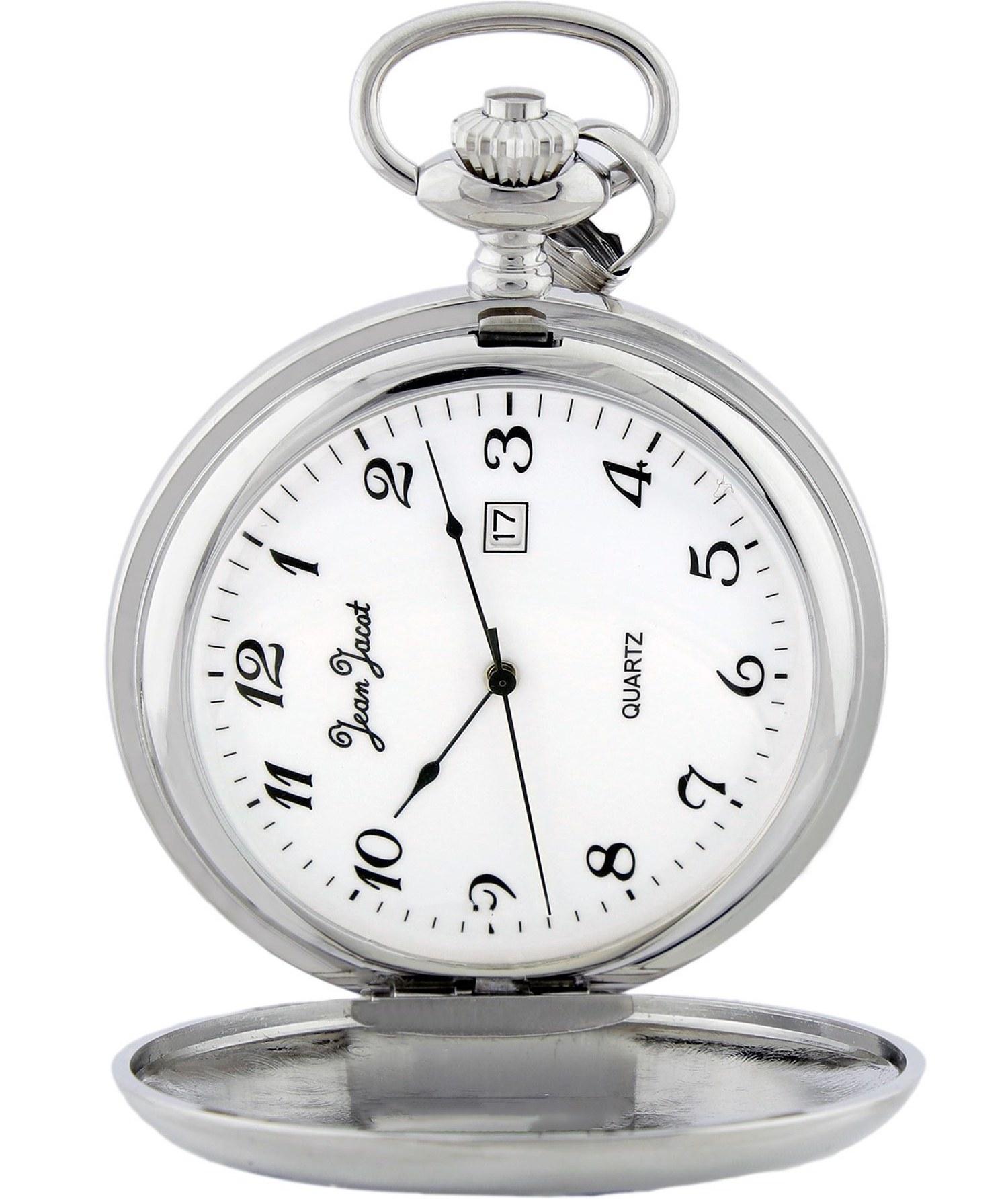 تصویر ساعت جیبی مردانه ژان ژاکت ، کد QS-1004