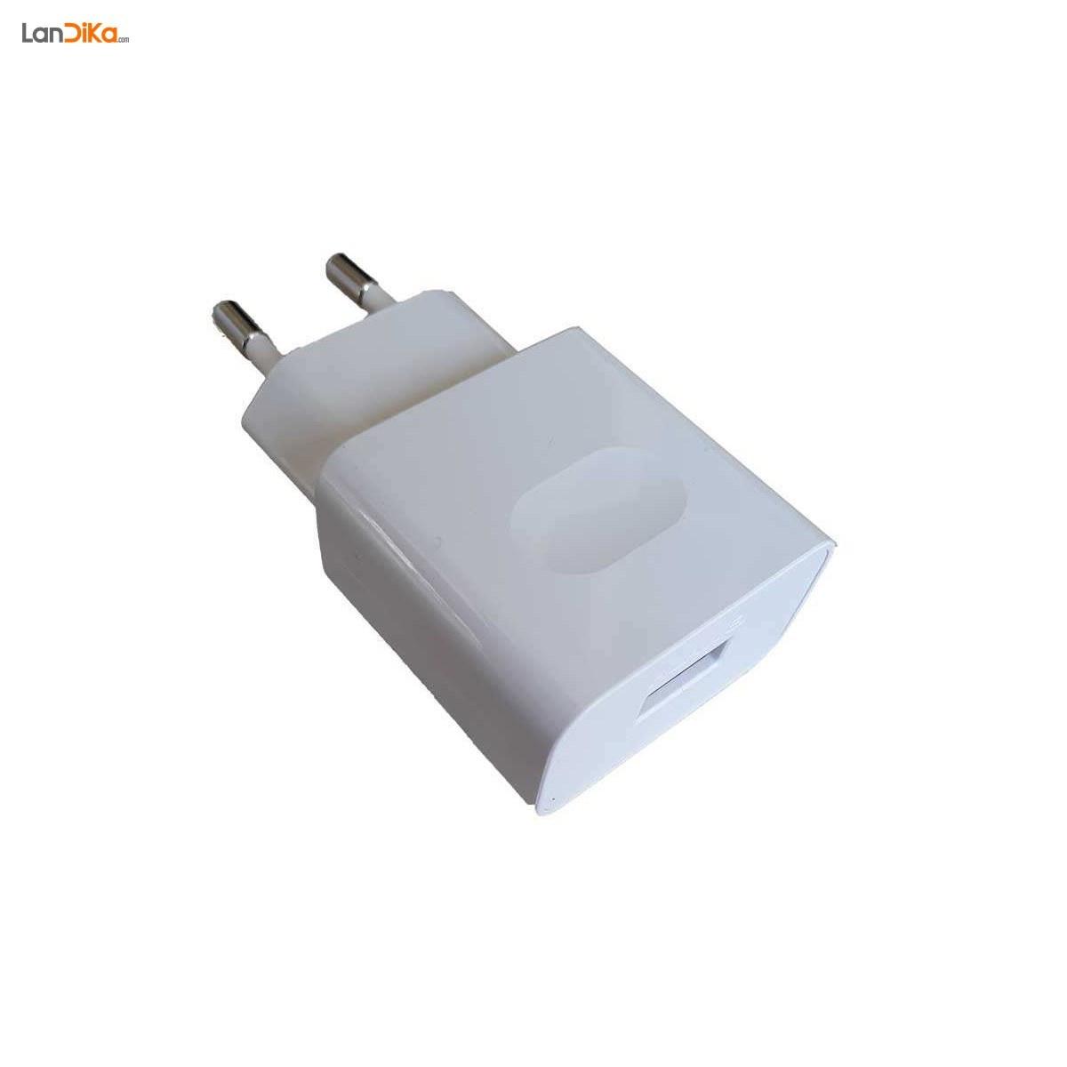 تصویر شارژر دیواری هوآوی مدل HW-050200E01 Huawei HW-050200E01 wall charger