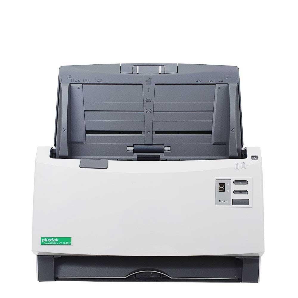 تصویر اسکنر رومیزی پلاستک مدل PS3140U Plustek SmartOffice PS3140U Scanner