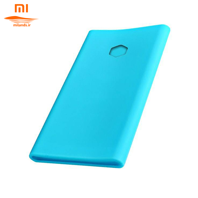 main images کاور سیلیکونی پاور بانک۲۰۰۰۰ شیائومی مدل ۲C Silicone Cover For Xiaomi 20000mAh 2C Power Bank