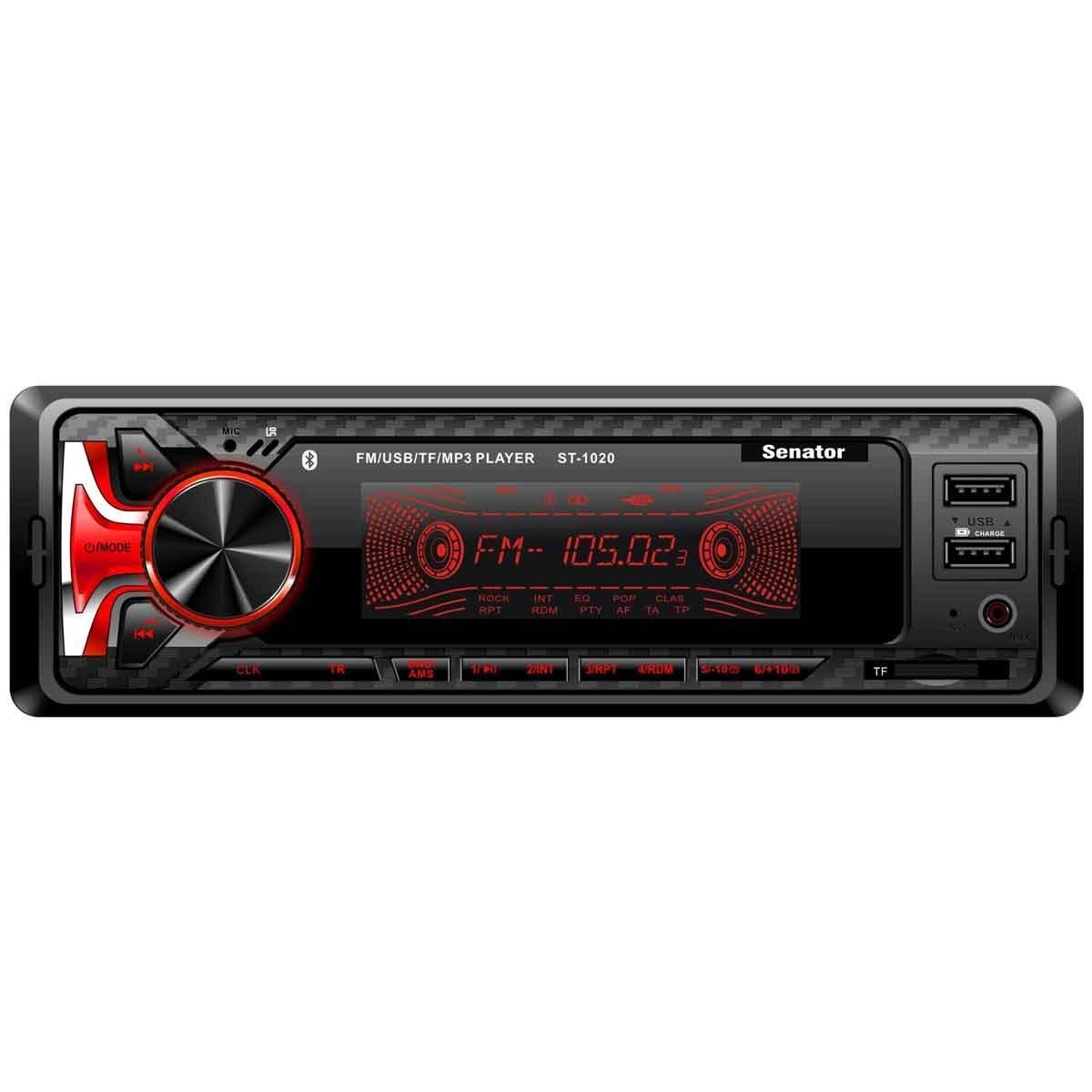 تصویر رادیو پخش خودرو سناتور مدل ST-1020
