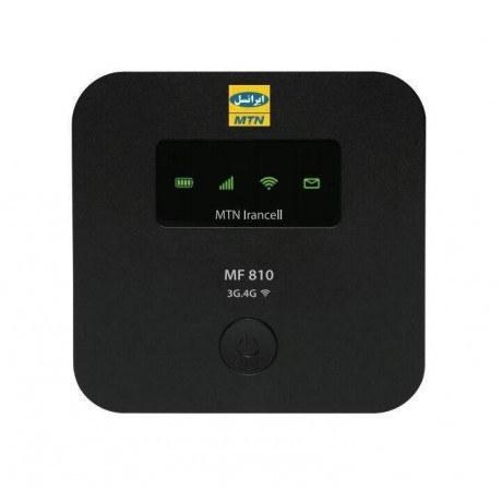 تصویر مودم 4G قابل حمل ایرانسل مدل MF810 Irancell MF810 Portable 4G Modem