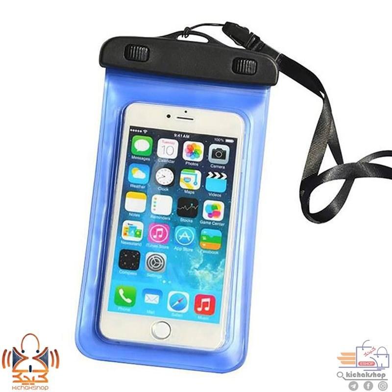 عکس کاور ضدآب موبایل Oubala Oubala Water Proof Bag For Mobile Phone کاور-ضداب-موبایل-oubala