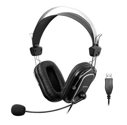 تصویر هدست ای فورتک مدل HU-50 A4tech HU-50 Headset