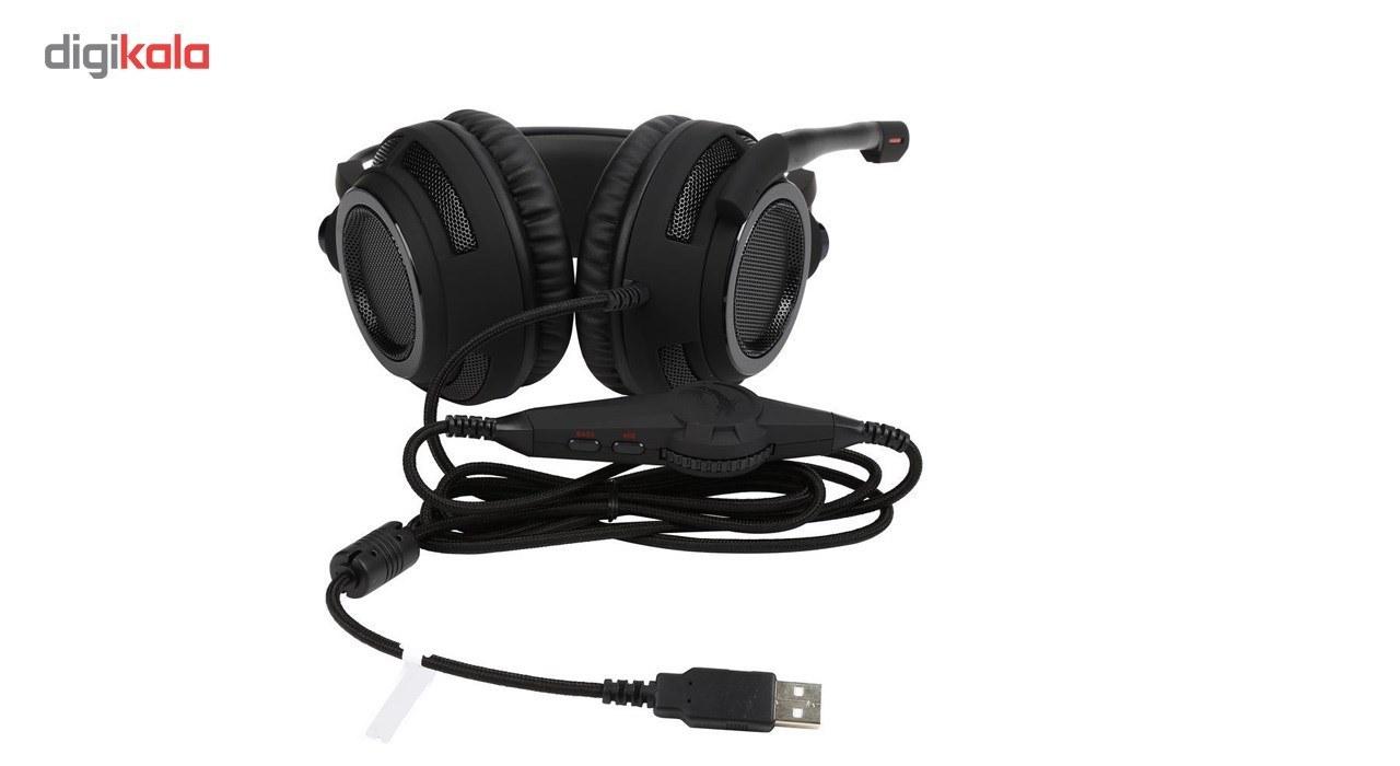 img هدست گیمینگ ام اس آی مدل دی اس 502 MSI DS502 Wired Gaming Headset