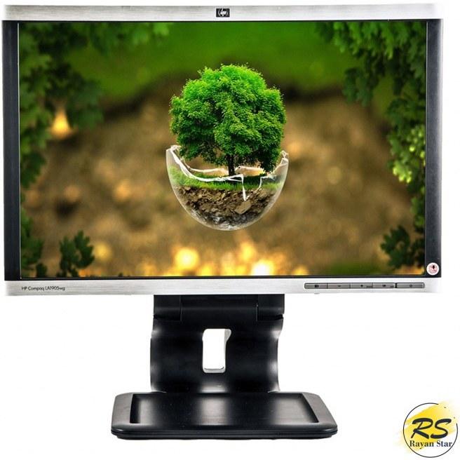 تصویر مانیتور 19 اینچ اچ پی مدل HP LA1905wg HP Compaq LA1905wg Monitor