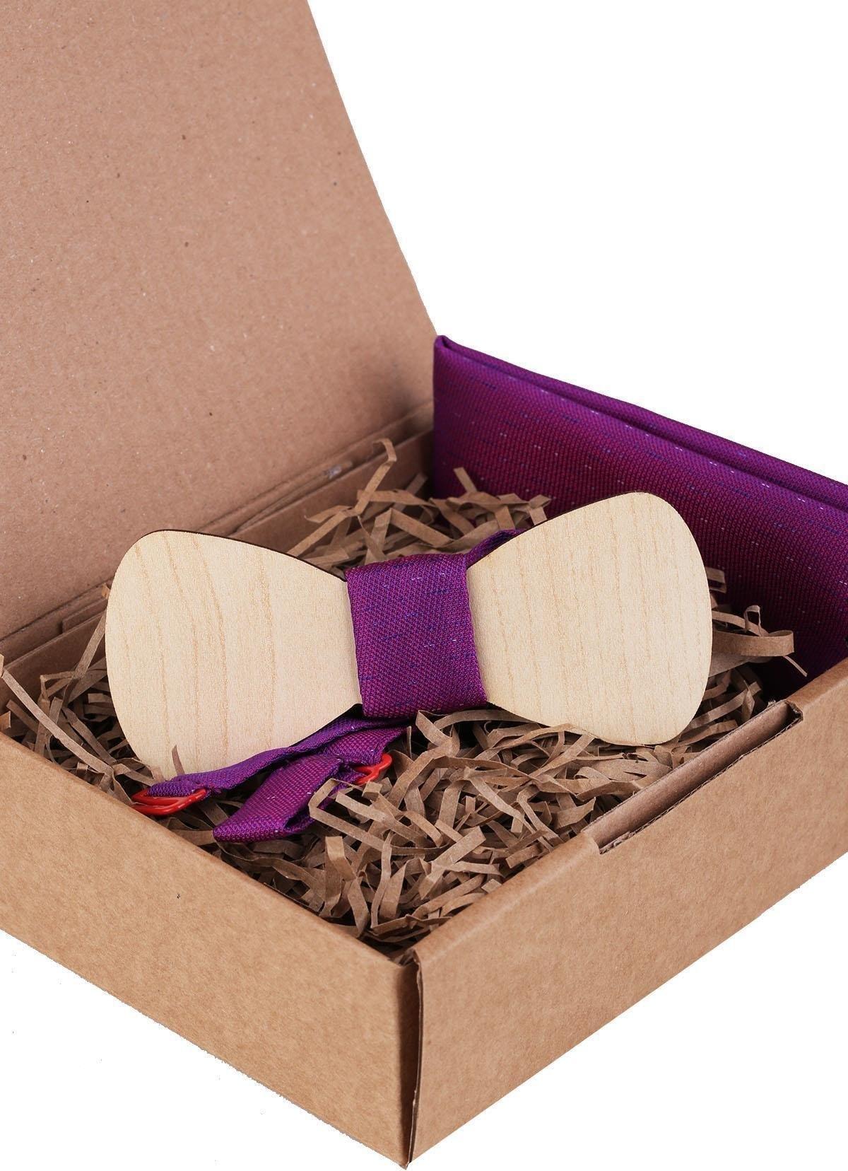 عکس پاپیون چوب ارغوانی برند Kravatkolik کد 1600574702  پاپیون-چوب-ارغوانی-برند-kravatkolik-کد-1600574702