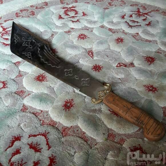 شمشیر بامبوزن بامبو زن