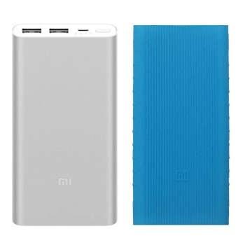 شارژر همراه شیاومی مدل PLM09ZM ظرفیت 10000 میلی آمپر ساعت | Xiaomi PLM09ZM 10000mAh Power Bank