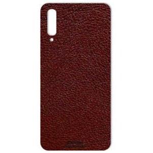 برچسب پوششی ماهوت طرح Natural-Leather مناسب برای گوشی موبایل سامسونگ Galaxy A50 | MAHOOT Natural-Leather Cover Sticker for Samsung Galaxy A50