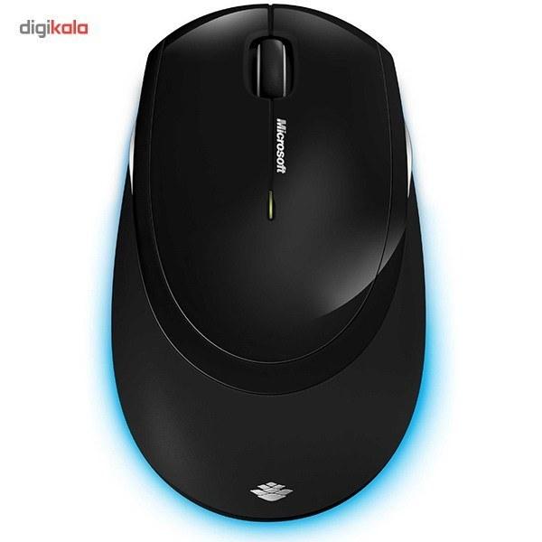 تصویر کیبورد و ماوس بیسیم مایکروسافت مدل کامفورت دسکتاپ 5000 کیبورد و ماوس مایکروسافت Desktop 5000 Wireless Comfort Keyboard and Mouse