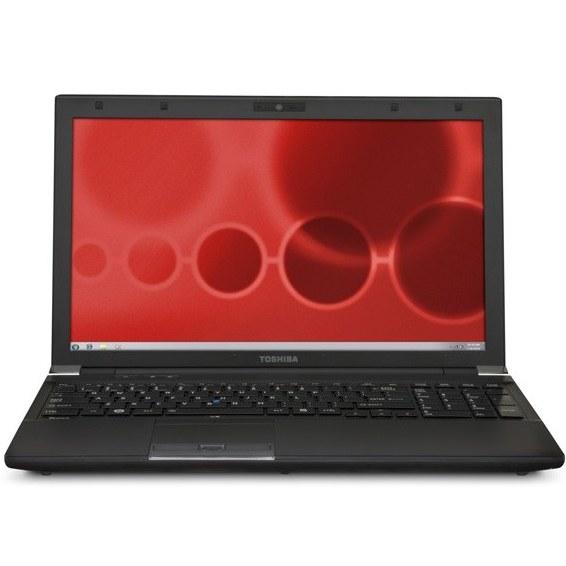 تصویر لپتاپ توشیبا مدل Tecra R950 با پردازنده i7 Toshiba Tecra R950 | 15 inch | Core i7 | 4GB | 500GB