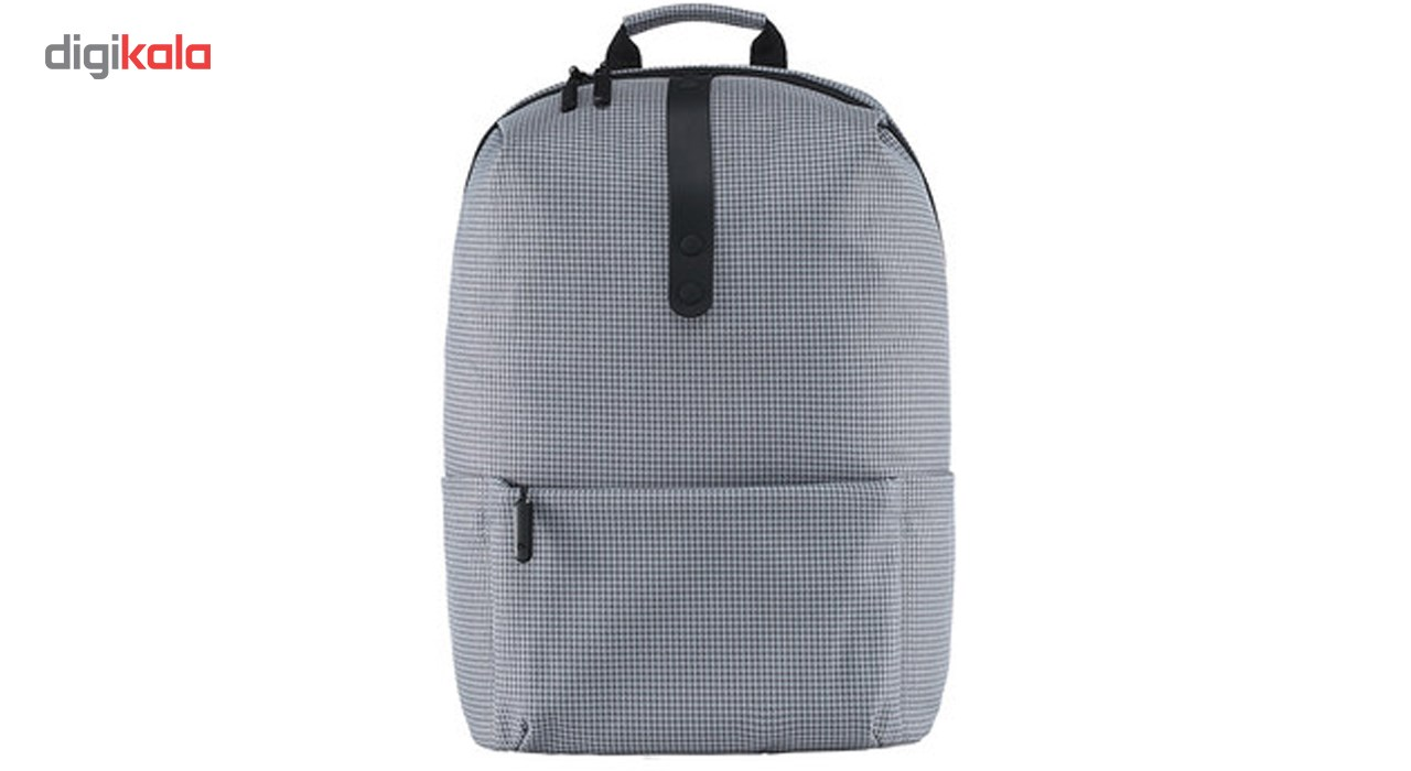 img کوله پشتی شیائومی مدل College Casual مناسب برای لپ تاپ 15 اینچی Xiaomi  College Casual Backpack For 15 Inch Laptop