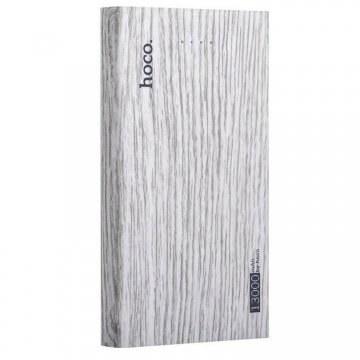 تصویر خرید پاوربانک چوبی Hoco - ظرفیت 13 هزار میلی آمپر ساعت
