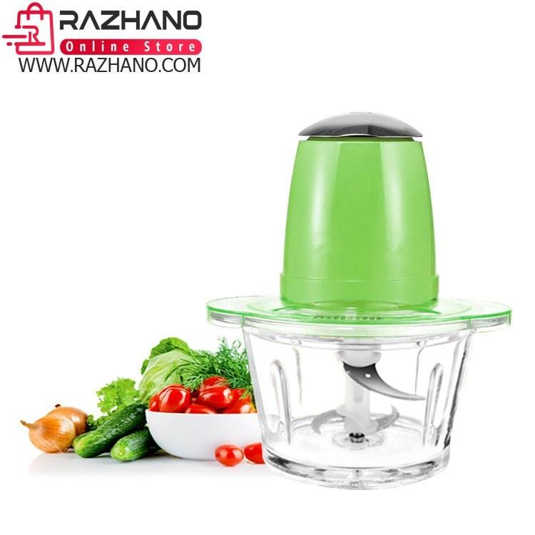 تصویر خردکن برقی کوکینگ Cooking مدل ufk-1 cooking ufk-1 multi function meat grinder dish machine