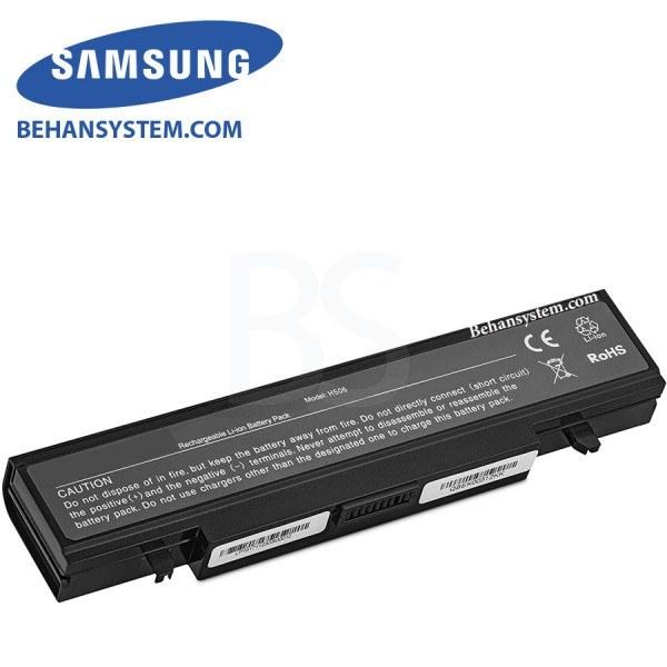 تصویر باتری لپ تاپ SAMSUNG مدل R520 (برند M&M دارای سلول سامسونگ ساخت کره)