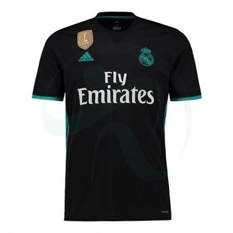پیراهن دوم رئال مادرید Real Madrid 2017-18 Away Soccer Jersey