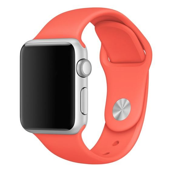 main images لوازم جانبی ساعت سیلیکونی بند سیلیکونی ساعت هوشمند اپل  38mm