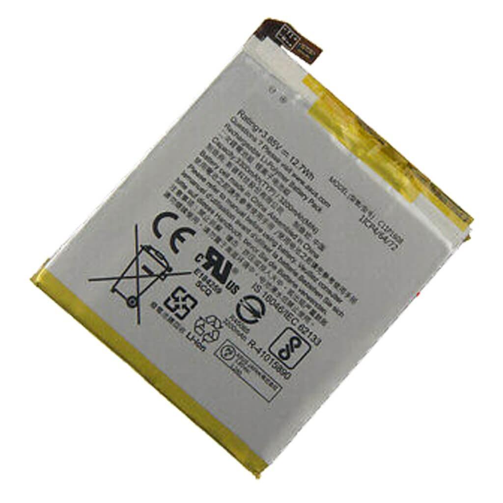 تصویر باتری ایسوس Asus Zenfone AR ZS571KL مدل C11P1608 ا battery Asus Zenfone AR ZS571KL model C11P1608 battery Asus Zenfone AR ZS571KL model C11P1608
