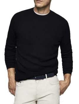 پلیور یقه گرد مردانه | Men Round Neck Sweater