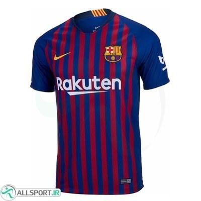 پیراهن اول بارسلونا Barcelona 2018-19 Home Soccer Jersey