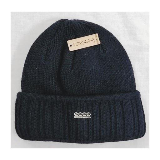 کلاه بافت مردانه لبه دار.