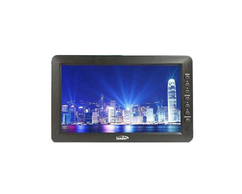 تلویزیون ال ای دی ۱۰.۱  اینچ لندر  مدل LD-۱۰۰۱