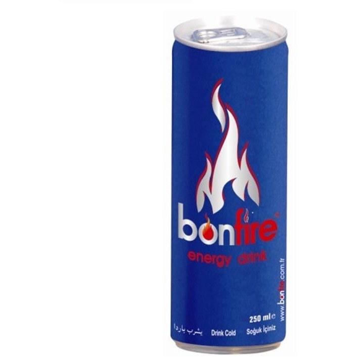تصویر نوشیدنی انرژی زای بونفایر 500 میلی Bonfire