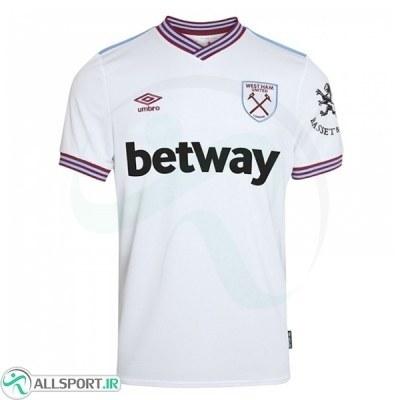 پیراهن دوم وستهام West Ham United 2019-20 Away Soccer Jersey