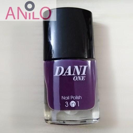 لاک دنی وان مدل nail polish 3 in 1 شماره 29 حجم 9 میل