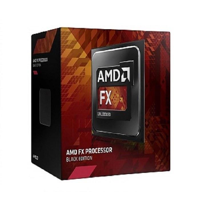 سی پی یو AMD FX-4320 4.0GHz AM3+ Vishera   پردازنده ای ام دی مدل اف ایکس ۴۳۲۰