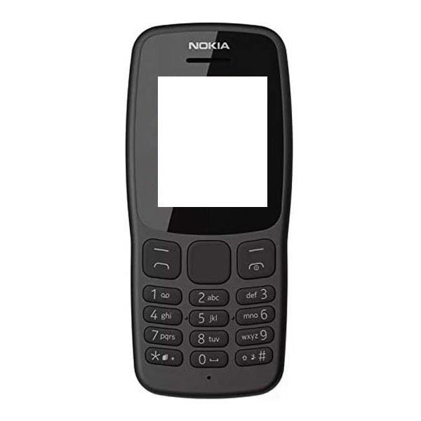 قاب و شاسی گوشی موبایل نوکیا مدل 106