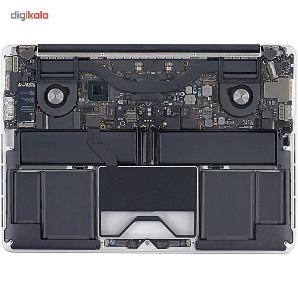 عکس لپ تاپ ۱۳ اینچ اپل مک بوک Pro MF840  Apple MacBook Pro MF840 | 13 inch | Core i5 | 8GB | 256GB لپ-تاپ-13-اینچ-اپل-مک-بوک-pro-mf840 6