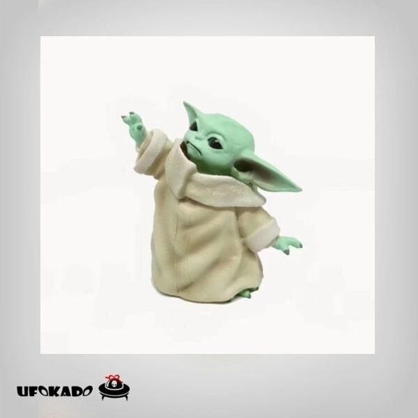 فیگور Baby Yoda بیبی یودا جنگ ستارگان