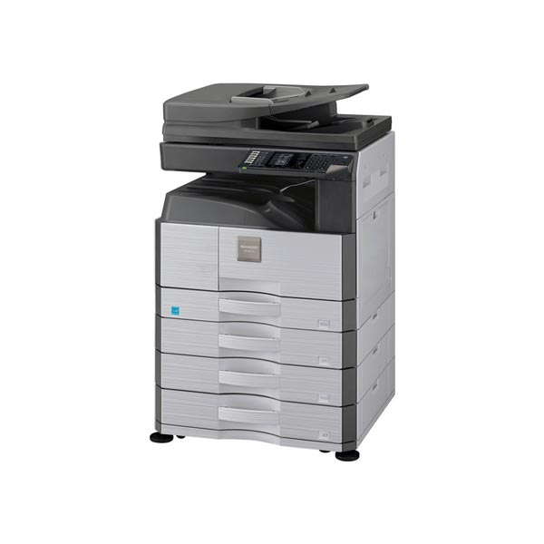 تصویر دستگاه فتوکپی شارپ AR-6023N مجهز به سيستم چاپ دوروی اتوماتيك و قابلیت کپی و اسکن - Sharp Duplicators